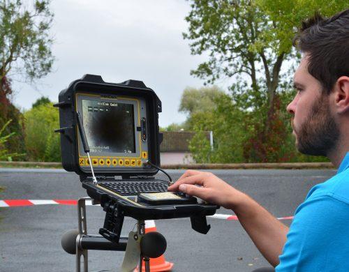 Caméra vidéo avec tête rotative 360°